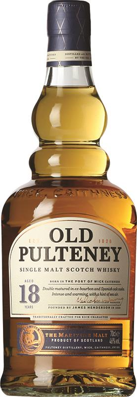 Old Pulteney 18 YO